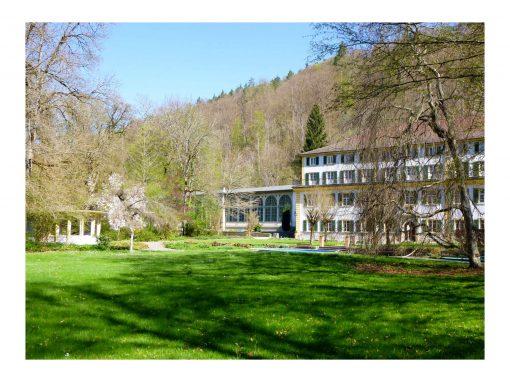 Vortrag und Führung <br />zum Kurpark Bad Imnau