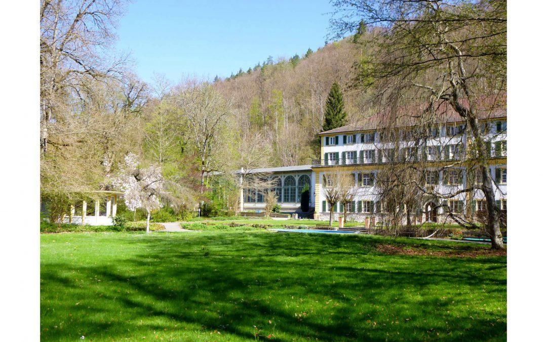 Vortrag und Führung zum Kurpark Bad Imnau