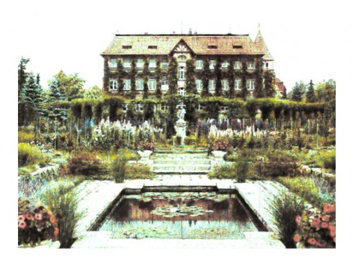 Vortrag Königliche Lehranstalt <br />in Berlin-Dahlem