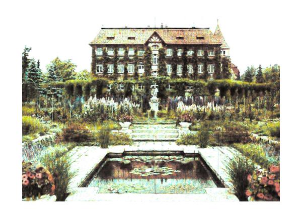 Vortrag Königliche Lehranstalt in Berlin-Dahlem