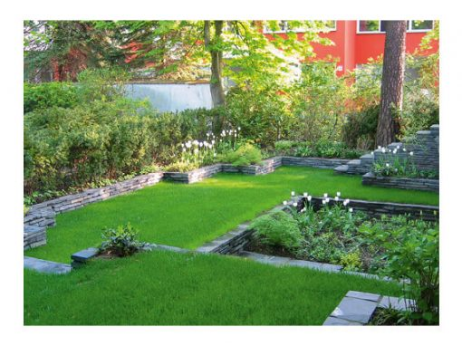 Hausgarten Bismarkallee
